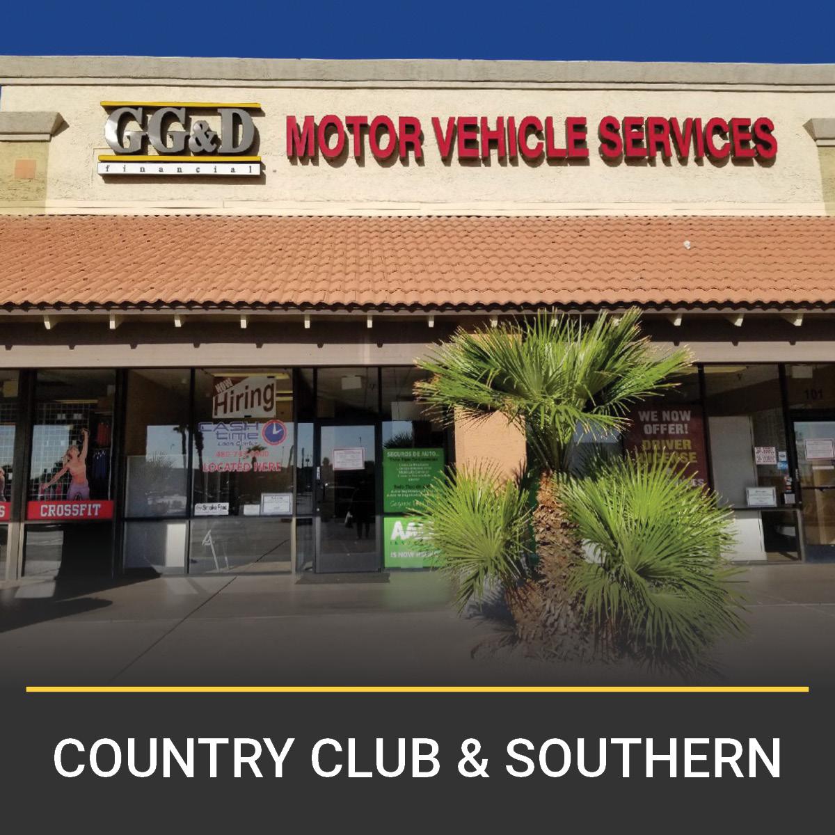Third Party Dmv >> Arizona Mvd Locations Hours And Contact Phoenix Mesa And