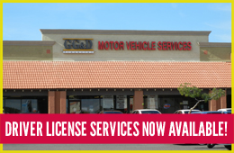 Driver License Services Mesa, AZ DMV